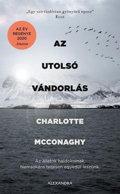 Charlotte McConaghy: Az utolsó vándorlás
