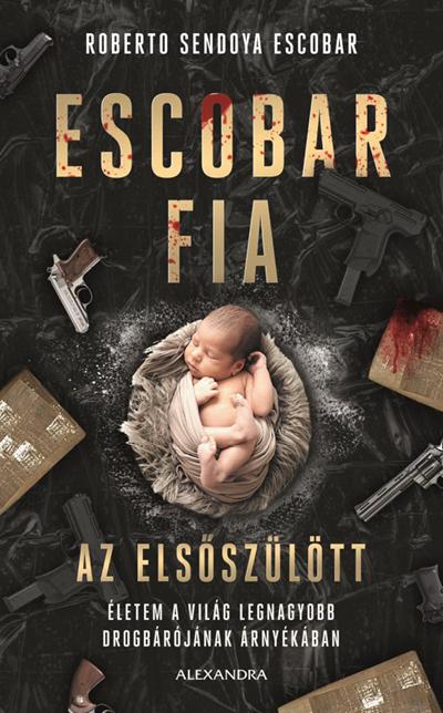 Roberto Sendoya Escobar: Escobar fia